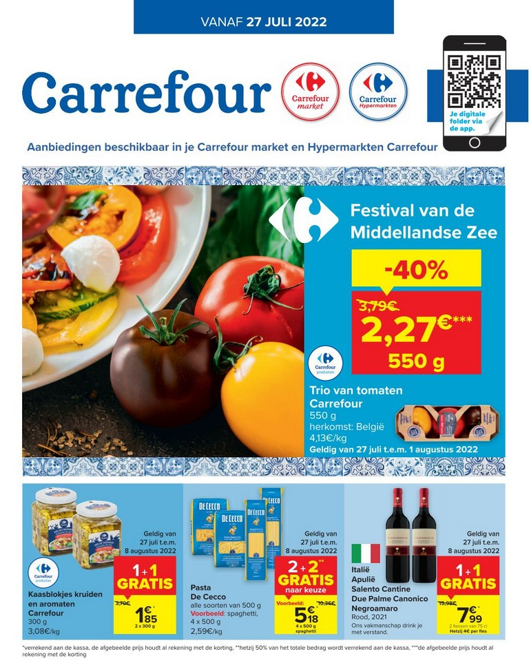 Carrefour Market: Onze toppers 28-10-2020 - 02-11-2020