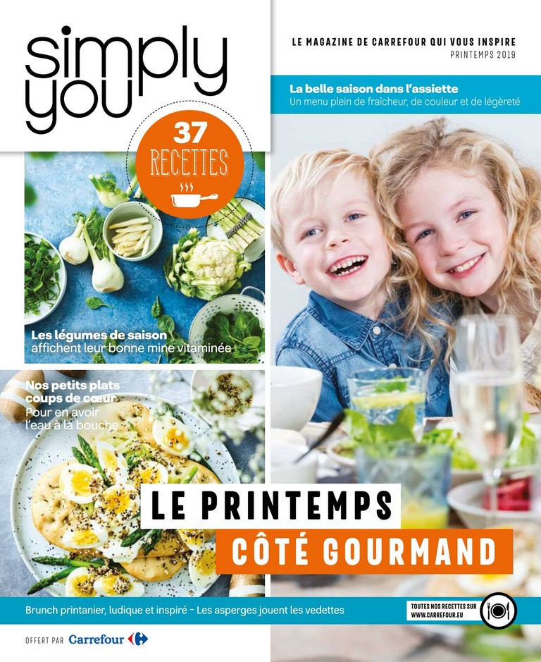 Carrefour: Simply you 2019-03