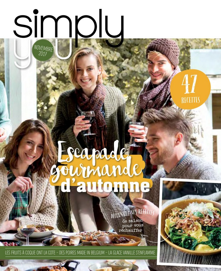 Carrefour: Simply You 2017-11