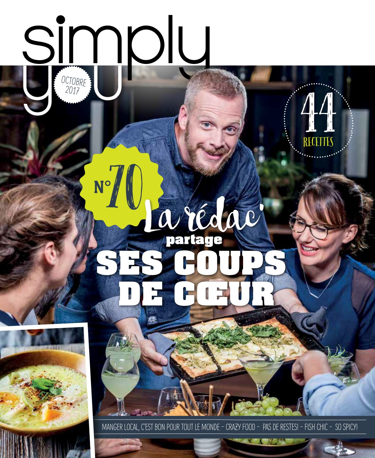 Carrefour: Simply You 2017-10