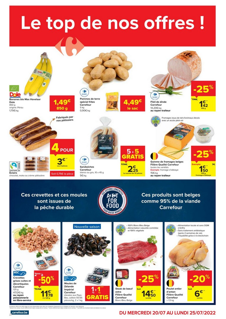 Carrefour Offres 16-09-2020 - 05-10-2020