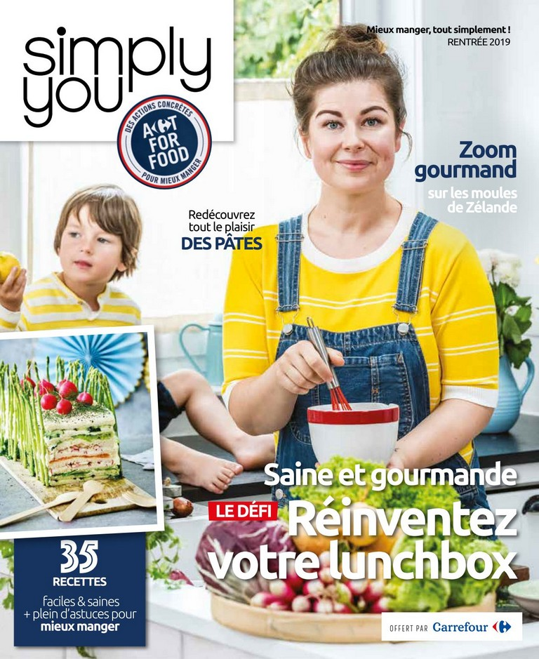 Carrefour Simply you 2019-08/09