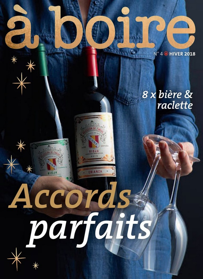 A boire: Accords parfaits 2018