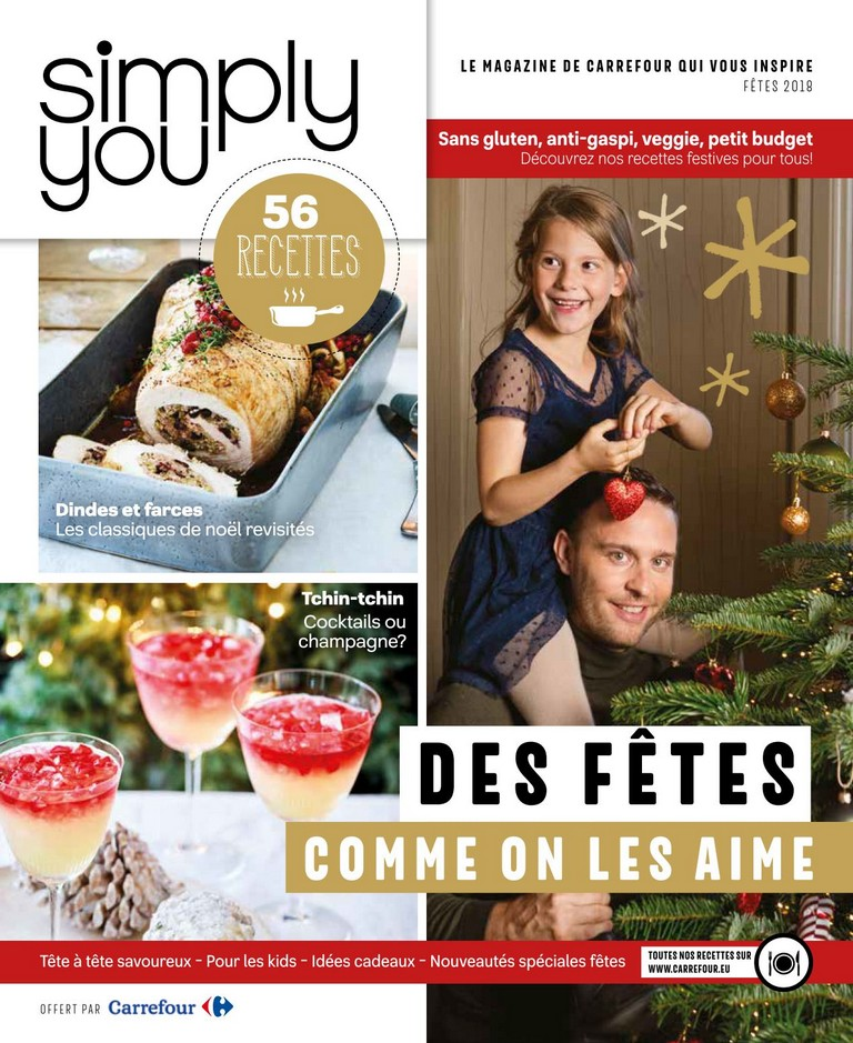 Carrefour: Simply You 2018-12