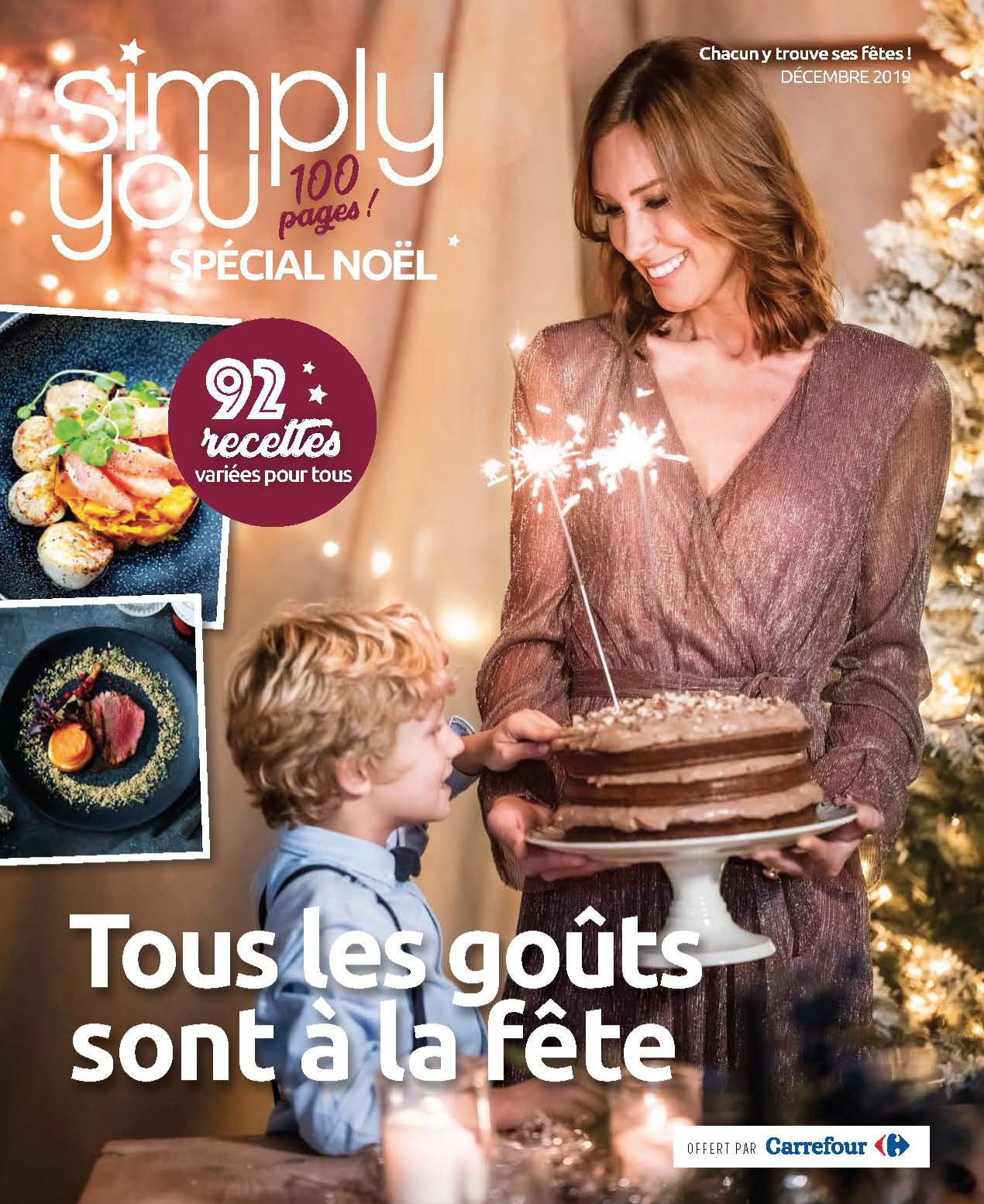 Carrefour Simply you 2019-12