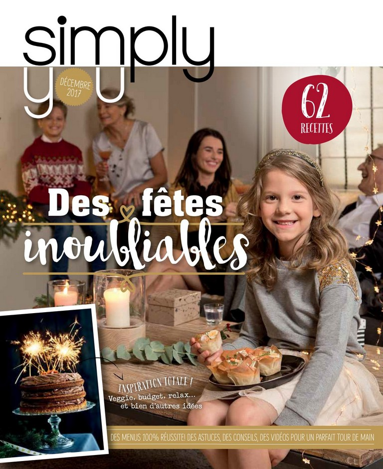 Carrefour: Simply You 2017-12